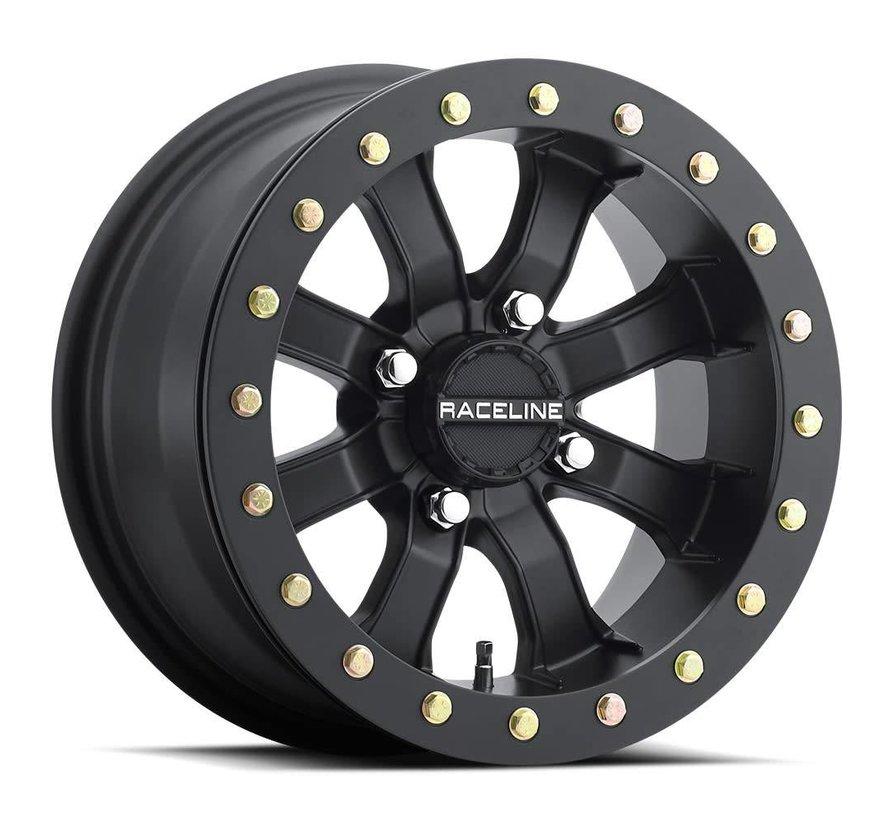 Raceline - Mamba Blackout Beadlock 14x7 4/137 6+1