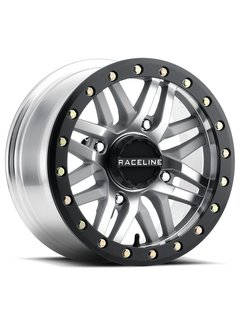 Raceline Raceline - Ryno Beadlock - Machined  15x7 4/137 5+2 +10mm