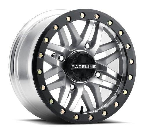 Raceline Raceline - Ryno Beadlock - Machined  15x7 4/156 5+2 +10mm