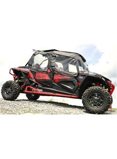 Over Armour Offroad RZR 4 Seat Side Doors - MADE IN KENTUCKY!