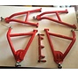 """ORB - FULL Forward ARCHED +2"""" Front Suspension 900S /1000 - RAW  (No Bushings)"""