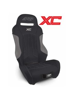 PRP Seats Polaris & CanAm Seat - XC All Gray / Black (2 Seat Kit)