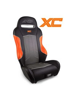 PRP Seats XC Suspension Seat -Pre-Designed - Orange