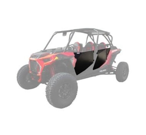 DragonFire Racing Door Kit - Polaris RZR 4 Door 900/1000/Turbo
