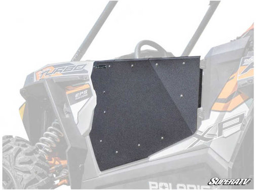SuperATV Super ATV - 2 Door Kit - Polaris RZR XP 1000 Aluminum Doors