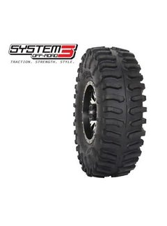 DragonFire Racing DFR - System 3 Off-Road XT300 Extreme Trail Tires  30x10-14 - 8 Ply