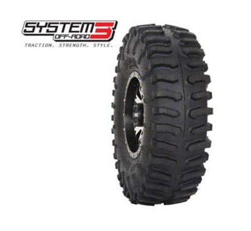 System 3 Off-Road System 3 - Off-Road XT300 Extreme Trail Tires  33x10-15 - 8 Ply