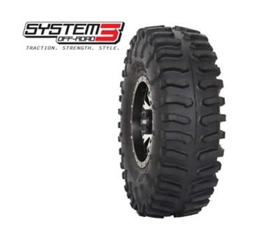 System 3 - Off-Road XT300 Extreme Trail Tires  33x10-15 - 8 Ply
