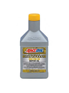 Amsoil Amsoil - Synthetic 5W-50 Motor Oil (QT)