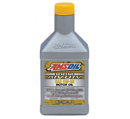 Amsoil - Synthetic 5W-50 Motor Oil (QT)