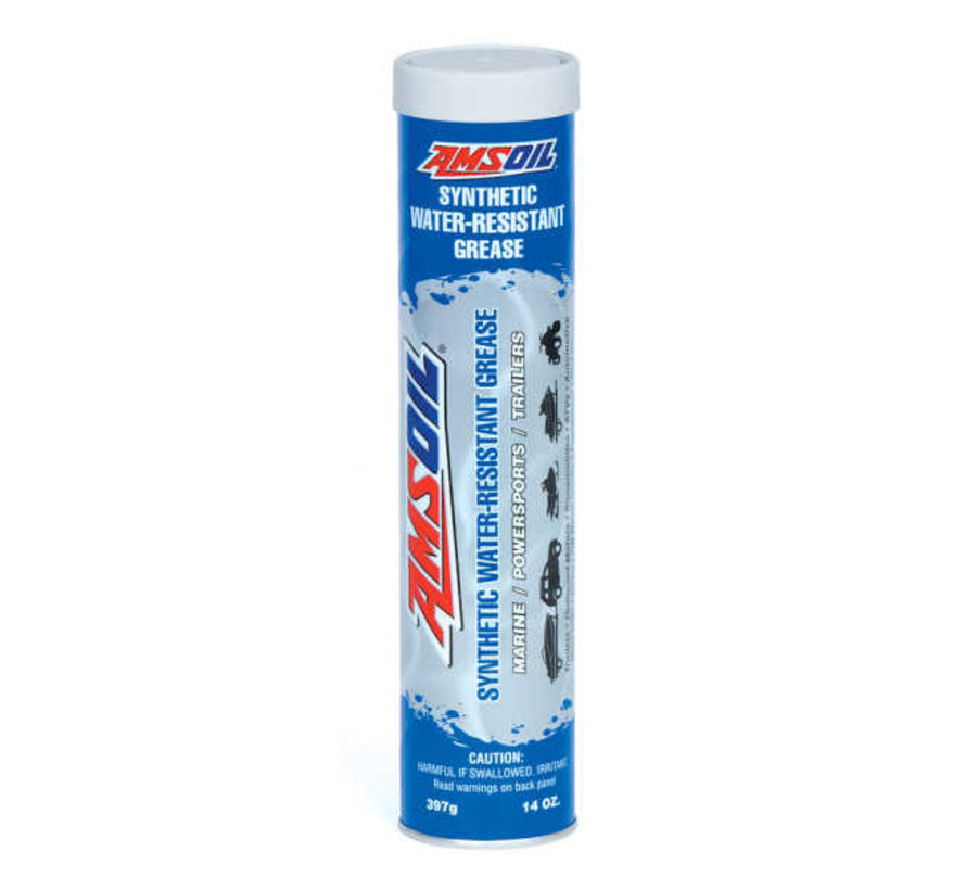 -  Synthetic Water Resistant Grease (14 oz)