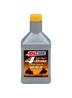 Amsoil Amsoil -  Synthetic 0W-40 Motor Oil (QT)