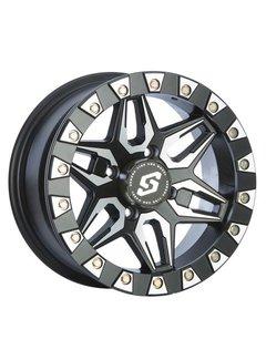 Sedona Sedona - Split 6 - Beadlock Machined 14X7 4/156 4+3