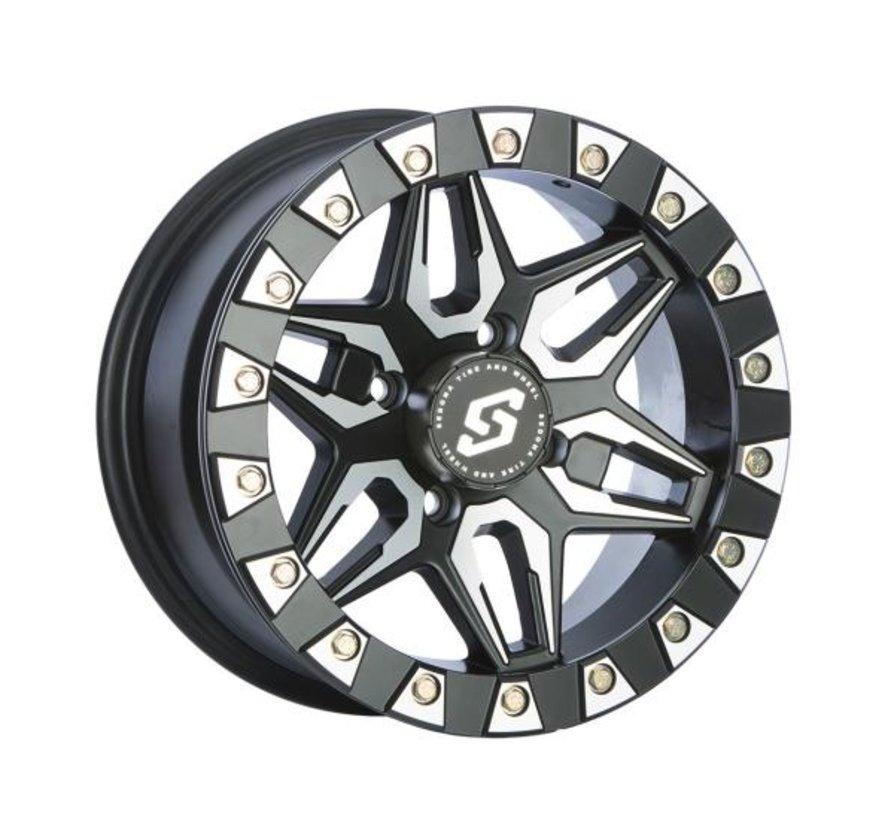 Sedona - Split 6 Beadlock 14X7 4/156 4+3
