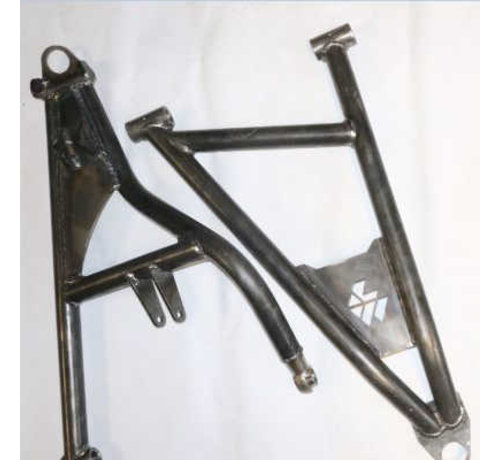L&W Fab L&W Fab - Polaris XP1000/Turbo High Clearance A Arms  (RAW) - Full Set