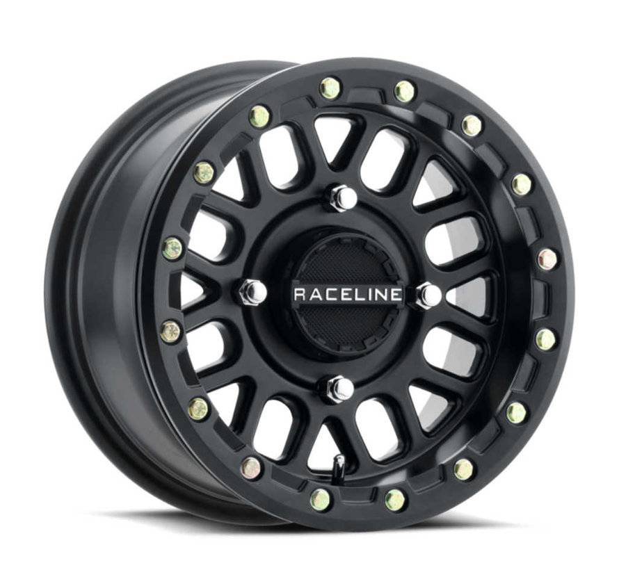 Raceline - Podium Beadlock 4/156 15X6 5+1 (+40MM) - Black