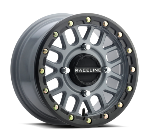 Raceline Raceline - Podium Beadlock 4/156 14x7 5+2 (+10MM) - Gray