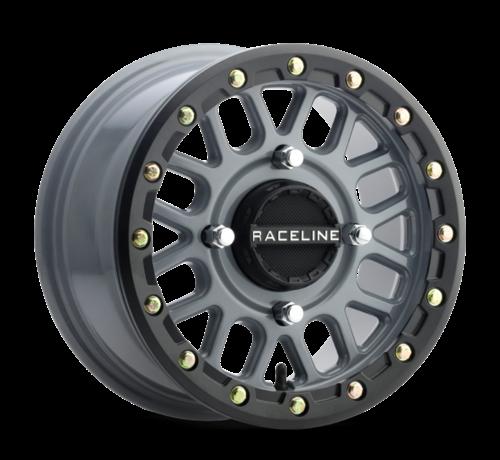 Raceline Raceline - Podium Beadlock 4/156 15X6 5+1 (+40MM) - Gray