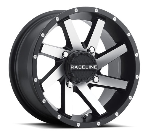 Raceline Raceline - Twist 14X7 4X156 4+3 (+5mm) Machined