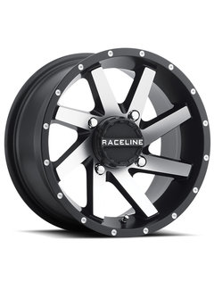 Raceline Raceline - Twist 14X7 4X137 5+2 (+10mm) Machined