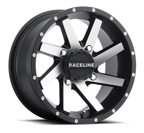Raceline Raceline - Twist 14X7 4X137 5+2 (+10mm) Machined