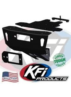 KFI Winch KFI - Winch Mounting Plate - Polaris '19 RZR Turbo XP, Turbo S  (101690)