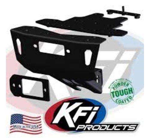 KFI Winch KFI - Winch Mounting Plate - Polaris '19 RZR Turbo XP, Turbo S  (101690)
