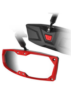 Seizmik Seizmik - Halo-R Series Bezel & Cap Kit - Red