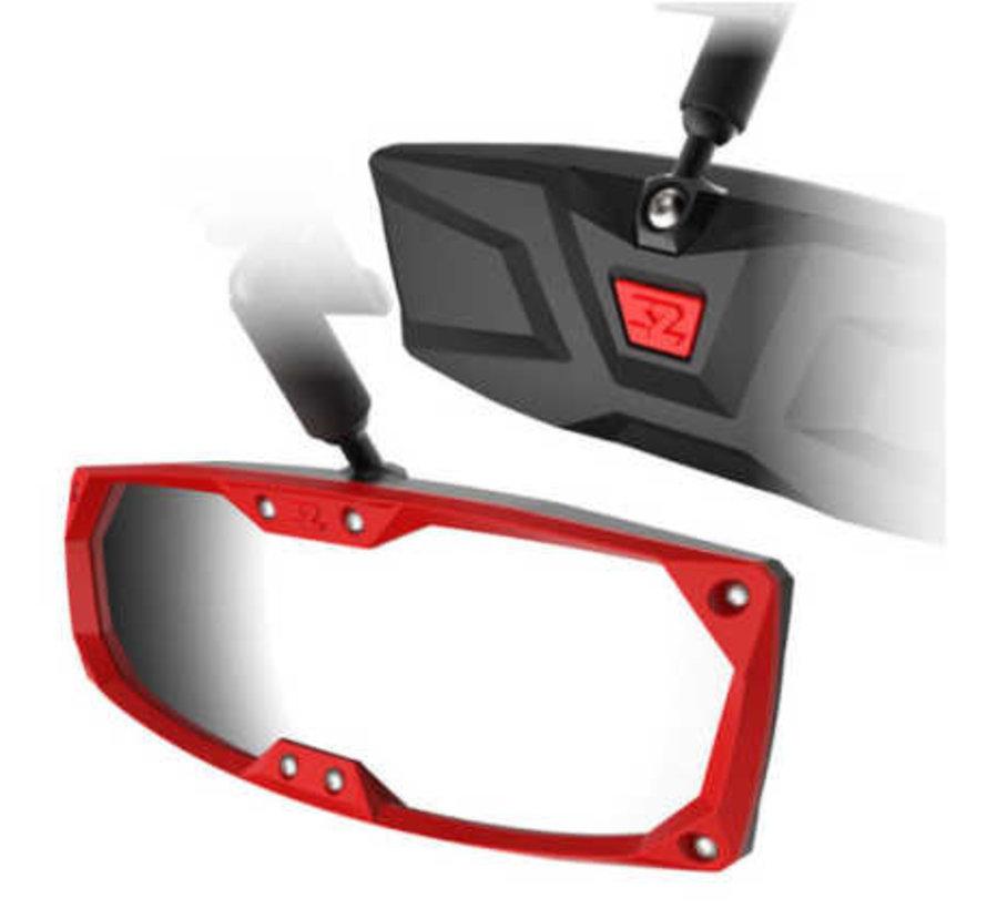 Seizmik - Halo-R Series Bezel & Cap Kit - Red