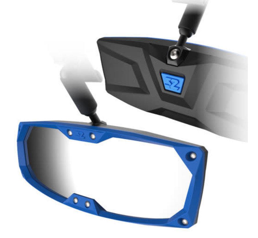 Seizmik - Halo-R Series Bezel & Cap Kit - Blue