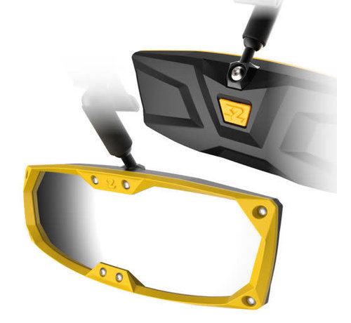 Seizmik Seizmik - Halo-R Series Bezel & Cap Kit - Yellow