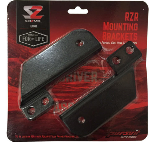 Seizmik Seizmik - Pursuit Side Mirror Mount Kit