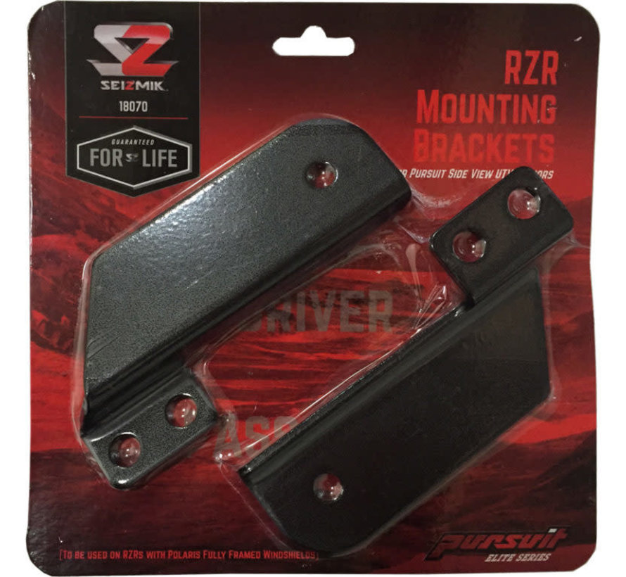 Seizmik - Pursuit Side Mirror Mount Kit
