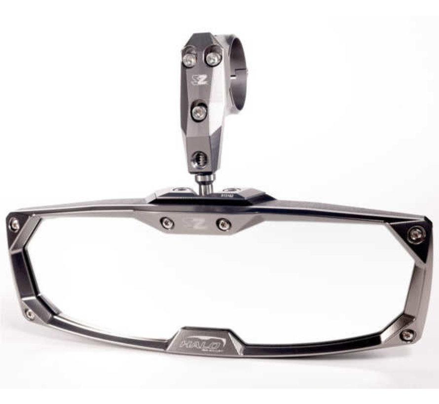 Halo-RA Billet Aluminum Rearview Mirror