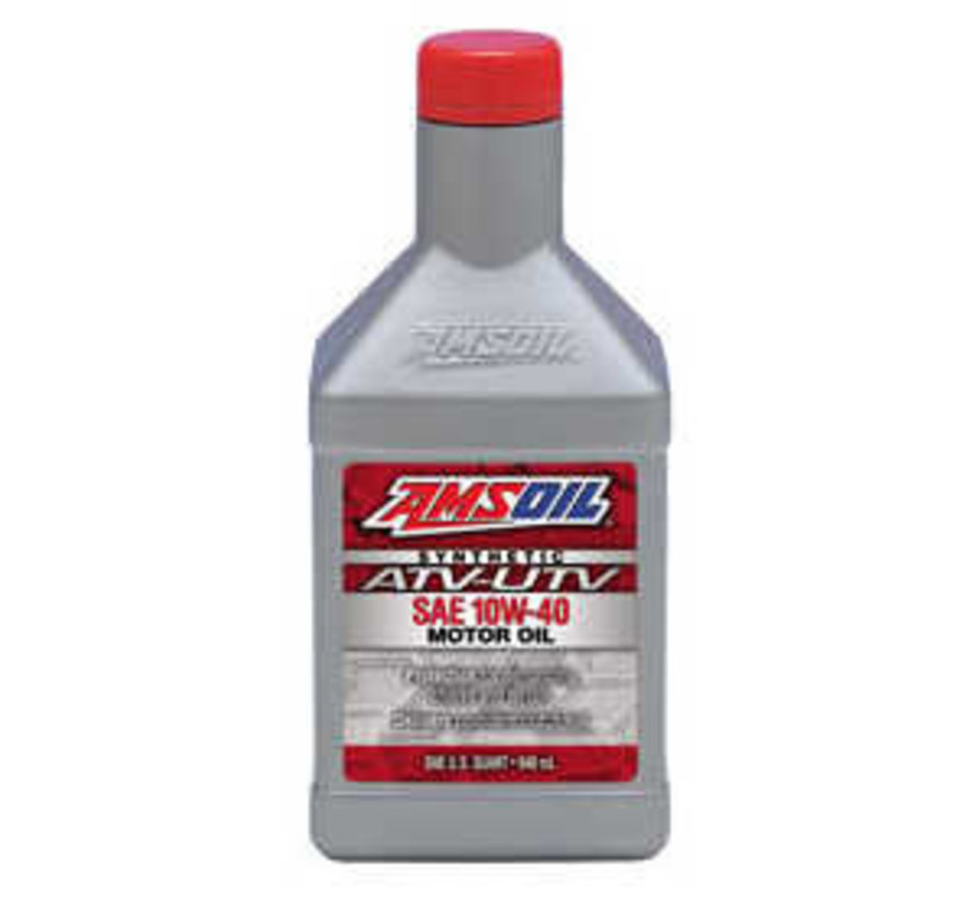 Amsoil - Synthetic 10W-40 Motor Oil (QT)