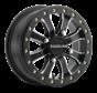 Raceline - Mamba Race Beadlock  15x7 4/156 5+1 +40mm