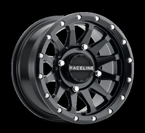 Raceline Raceline - Trophy Beadlock 4/156 15X6 5+1 (+40MM) - Black