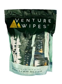 Venture Wipes Venture Wipes - 25 Count