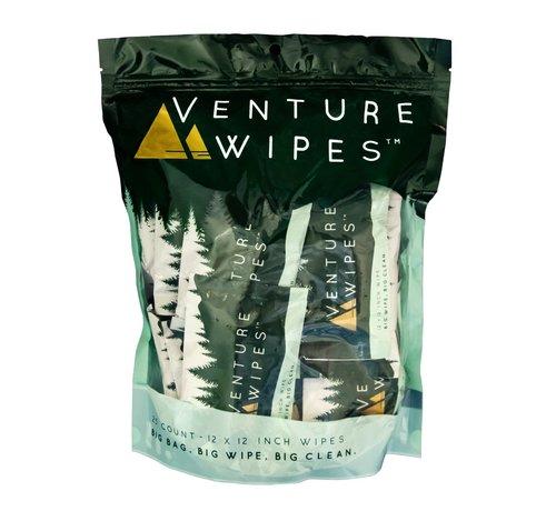 Venture Wipes Venture Wipes - 25 Count