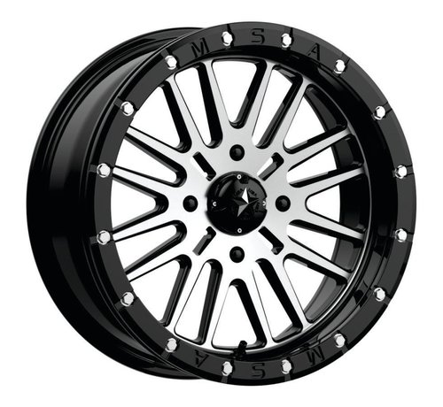 Wheel Pros MSA - M37 Beadlock Brute 14x7 4/137 +10mm