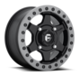 Fuel Off-Road - D914 Gatling Beadlock Matte Black w/ Anthracite Ring 15x7 4/136 +55mm