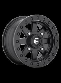 Fuel Off-Road Fuel Off-Road - D936 Maverick Beadlock Black Center w/ Black Beadlock 14x7 4/156 +38mm