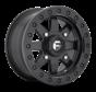 Fuel Off-Road - D936 Maverick Beadlock Black Center w/ Black Beadlock 14x7 4/137 +38mm