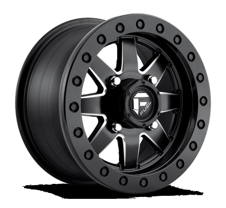Fuel Off-Road - D938 Maverick Beadlock  Beadlock (Heavy Duty Ring ) 14x7 4/156 +38mm