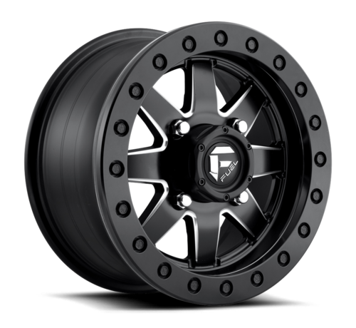 Fuel Off-Road Fuel Off-Road - D938 Maverick Beadlock  Beadlock (Heavy Duty Ring ) 14x8 4/156 +0mm