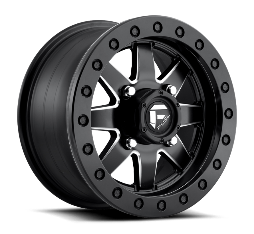 Fuel Off-Road - D938 Maverick Beadlock  Beadlock (Heavy Duty Ring ) 14x8 4/156 +0mm
