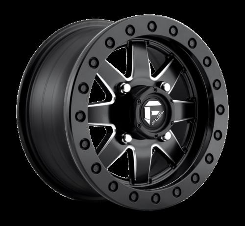 Fuel Off-Road Fuel Off-Road - D938 Maverick Beadlock  Beadlock (Heavy Duty Ring ) 14x8 4/137 +0mm