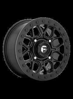 Fuel Off-Road Fuel Off-Road - D916 Tech Beadlock Tech Black Center w/ Black Beadlock 15x7 4/156 +38mm