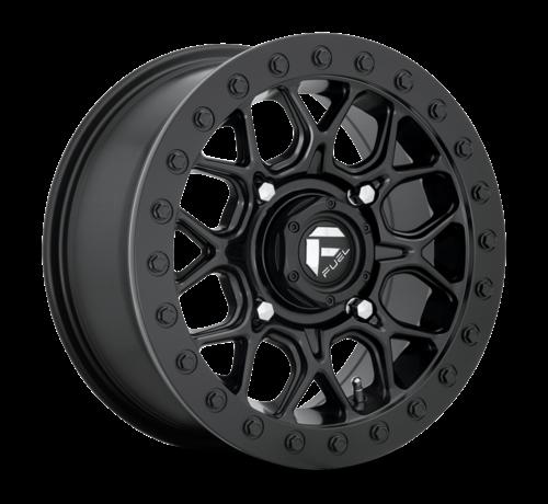 Fuel Off-Road Fuel Off-Road - D916 Tech Beadlock Tech Black Center w/ Black Beadlock 15x7 4/136 +38mm