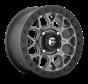 Fuel Off-Road - D919 Tech Beadlock Black Center w/ Black Beadlock 15x10 4/137 +0mm